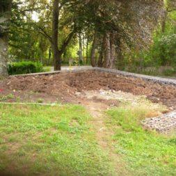 wpc terrassenbau 541 - Bildergalerie – Der Garten 2