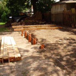 wpc terrassenbau 591 - Bildergalerie – Der Garten 2