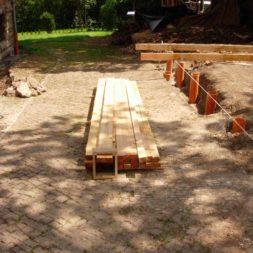 wpc terrassenbau 601 - Bildergalerie – Der Garten 3