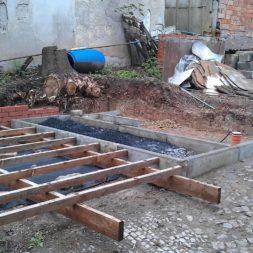 wpc terrassenbau 701 - Bildergalerie – Der Garten 1