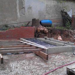 wpc terrassenbau 781 - Bildergalerie – Der Garten 1