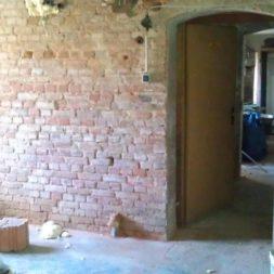 buero im keller bauen13 - Das Maklerbüro im Keller wird fertig gebaut