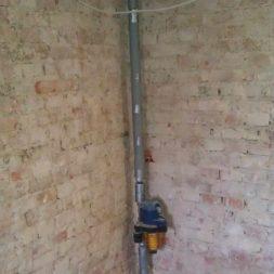 buero im keller bauen15 - Das Maklerbüro im Keller wird fertig gebaut