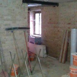 buero im keller bauen16 - Das Maklerbüro im Keller wird fertig gebaut