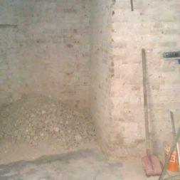 buero im keller bauen17 - Das Maklerbüro im Keller wird fertig gebaut