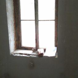 buero im keller bauen41 - Trockenbau und Sanitärinstallation im Keller - Die Kundentoilette entsteht