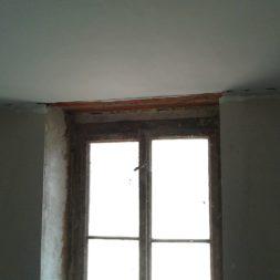 buero im keller bauen42 - Trockenbau und Sanitärinstallation im Keller - Die Kundentoilette entsteht