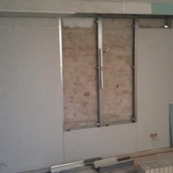 buero im keller bauen45 - Das Maklerbüro im Keller wird fertig gebaut