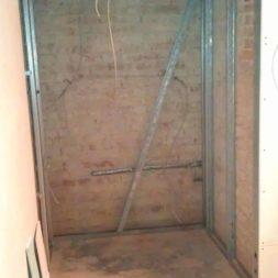 buero im keller bauen50 - Das Maklerbüro im Keller wird fertig gebaut