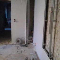 buero im keller bauen54 - Das Maklerbüro im Keller wird fertig gebaut