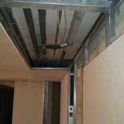 buero im keller bauen55 - Das Maklerbüro im Keller wird fertig gebaut