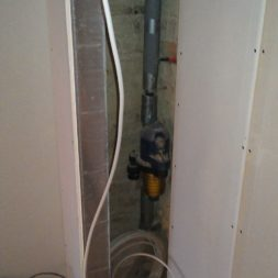 buero im keller bauen56 - Das Maklerbüro im Keller wird fertig gebaut