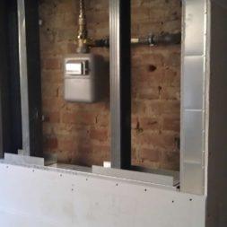 buero im keller bauen57 - Das Maklerbüro im Keller wird fertig gebaut