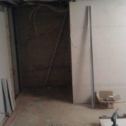 buero im keller bauen58 - Das Maklerbüro im Keller wird fertig gebaut
