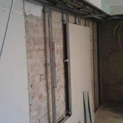 buero im keller bauen59 - Das Maklerbüro im Keller wird fertig gebaut