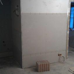 buero im keller bauen63 - Das Maklerbüro im Keller wird fertig gebaut