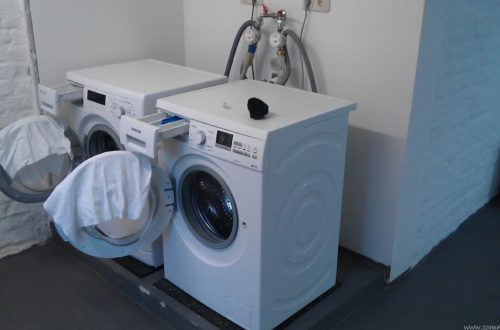 hauswirtschaftsraum im keller13 - Waschküche im Keller
