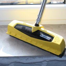 wpc terassendiele reinigen2 - WPC Terrassendiele mit Hochdruck reinigen