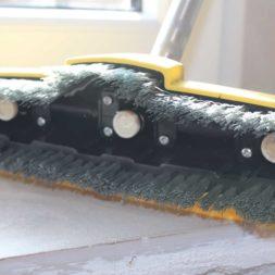 wpc terassendiele reinigen5 - WPC Terrassendiele mit Hochdruck reinigen