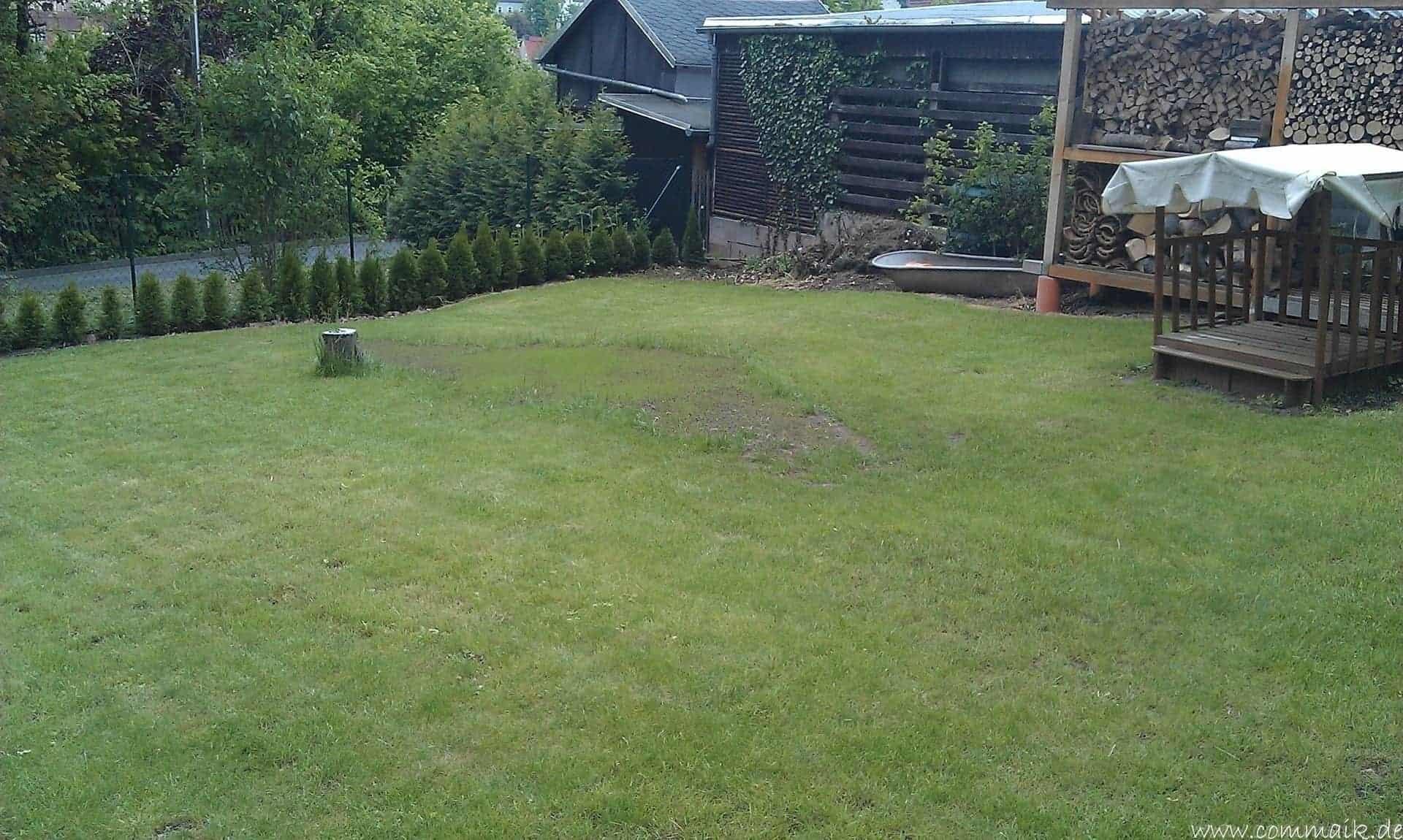 Inspirierend Garten Rasen Ideen