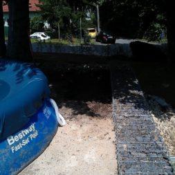 projekt pool terrasse 10 - Projekt Pool-Terrasse - Der Beginn