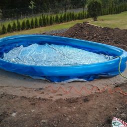 projekt pool terrasse 14 - Projekt Pool-Terrasse - Der Beginn