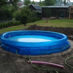 projekt pool terrasse 16 - Projekt Pool-Terrasse - Der Beginn