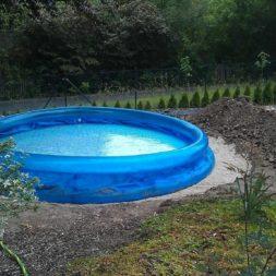 projekt pool terrasse 17 - Projekt Pool-Terrasse - Der Beginn