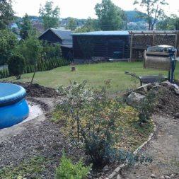 projekt pool terrasse 22 - Projekt Pool-Terrasse - Der Beginn