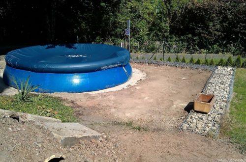 projekt pool terrasse 24 - Projekt Pool-Terrasse - Der Beginn