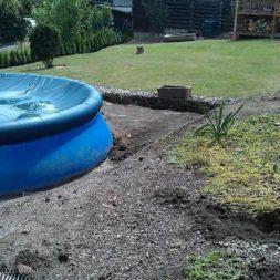 projekt pool terrasse 4 - Projekt Pool-Terrasse - Der Beginn