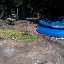 projekt pool terrasse 8 - Projekt Pool-Terrasse - Der Beginn