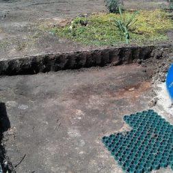 projekt pool terrasse 9 - Projekt Pool-Terrasse - Der Beginn
