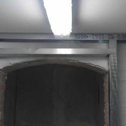 toilette im keller mit trockenbau 22 - Im Keller wird eine Toilette mit Trockenbau realisiert