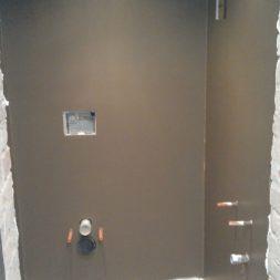 toilette im keller mit trockenbau 30 - Im Keller wird eine Toilette mit Trockenbau realisiert