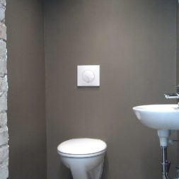 toilette im keller mit trockenbau 38 - Im Keller wird eine Toilette mit Trockenbau realisiert