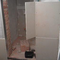 toilette im keller mit trockenbau 14 - Die Toilette im Keller wird endlich fertig