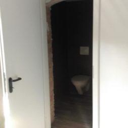 toilette im keller mit trockenbau 441 - Die Toilette im Keller wird endlich fertig