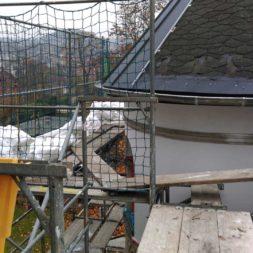 dach mit prefa alublech eindecken 105 - Der PREFA Stier kommt auf das Dach