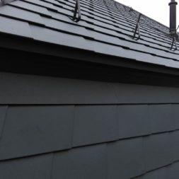 dach mit prefa alublech eindecken 107 - Der PREFA Stier kommt auf das Dach