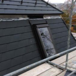 dach mit prefa alublech eindecken 108 - Der PREFA Stier kommt auf das Dach
