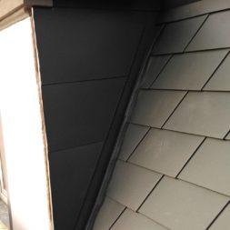 dach mit prefa alublech eindecken 113 - Der PREFA Stier kommt auf das Dach