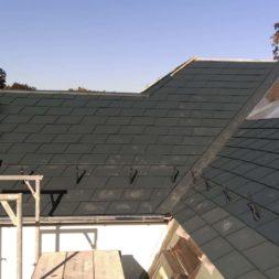 dach mit prefa alublech eindecken 31 Kopie - Der PREFA Stier kommt auf das Dach