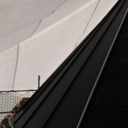 dach mit prefa alublech eindecken 73 - Der PREFA Stier kommt auf das Dach
