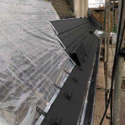 dach mit prefa alublech eindecken 79 - Der PREFA Stier kommt auf das Dach
