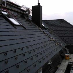 dach mit prefa alublech eindecken 98 - Der PREFA Stier kommt auf das Dach