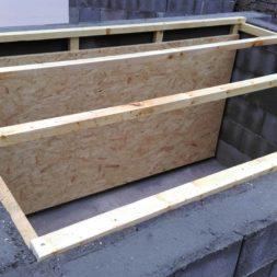 pool schacht und mauerarbeiten 57 - Projekt Poolbau – Das Technikhaus