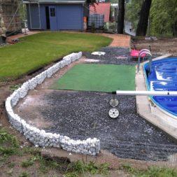 IMAG1103 - Projekt Poolterrasse – Vorbereitung und Start