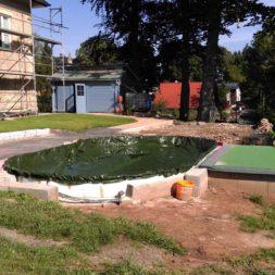 IMAG1116 - Projekt Poolterrasse – Vorbereitung und Start