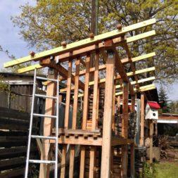 pool heizung solar absorber 6 - Projekt Poolbau – Bau und Anschluss der Solarheizung
